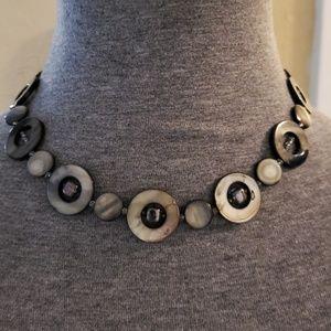 Jewelry - Gray necklace